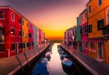 Les endroits les plus colorés du monde