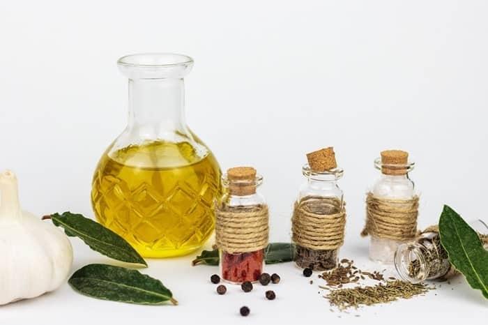 Eczéma - huiles