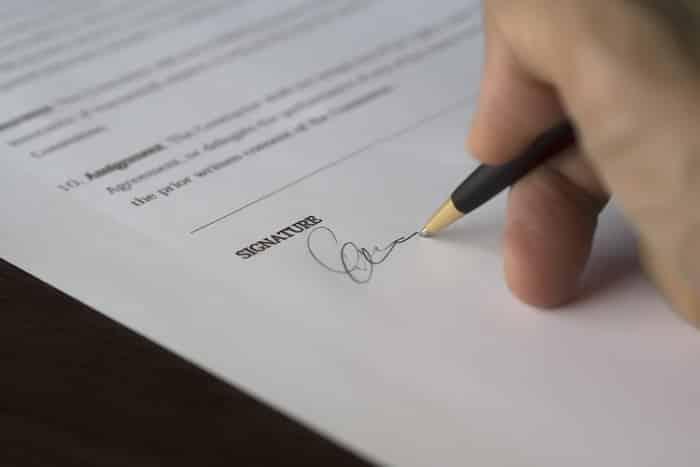 CRCAM contrat