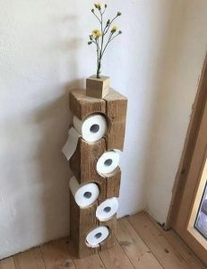 Déco toilettes - Accessoires