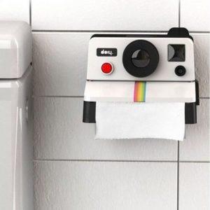 Déco toilette Geek