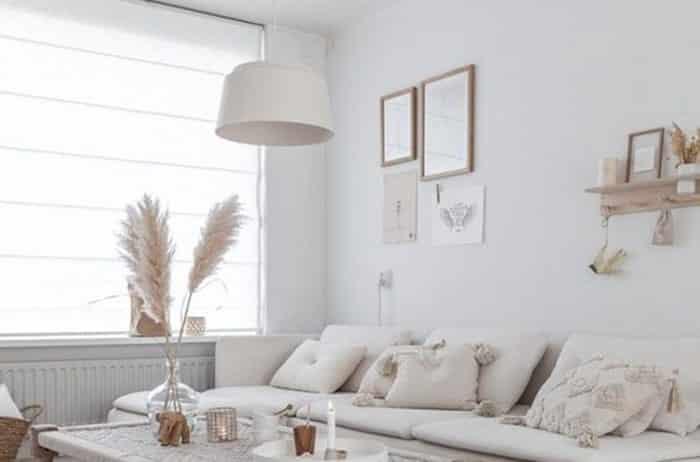Peinture salon - Blanc