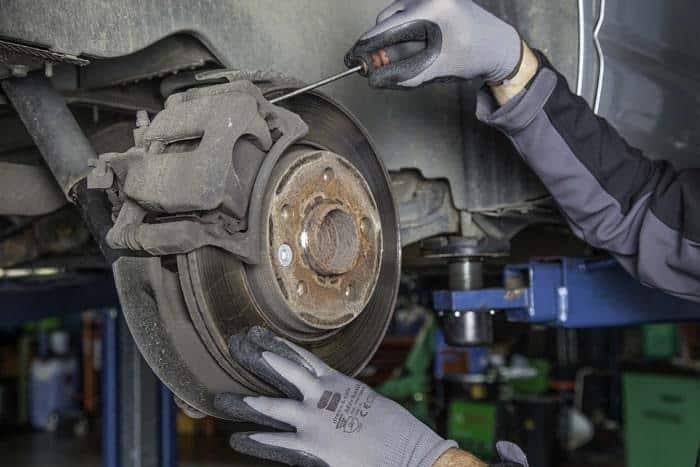 Voyant ABS - Réparation frein