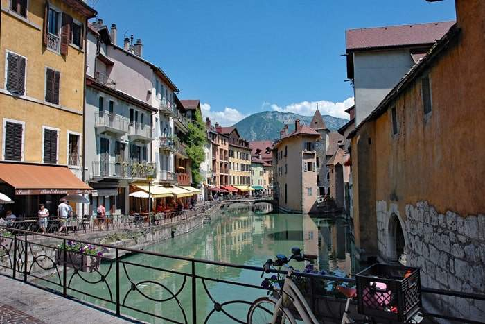 Histoire d'Annecy