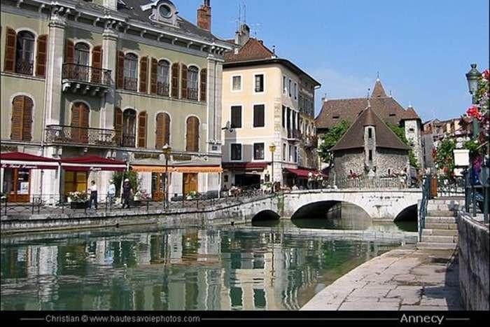 Canal du Thiou