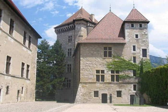 Château d'Annecy