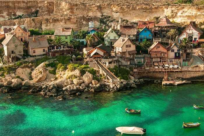Présentation de Malte
