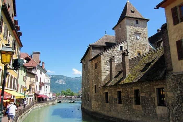 Annecy - Vieille ville