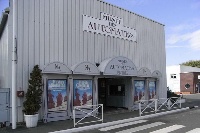Musée des Automates et des Modèles Réduits - La Rochelle