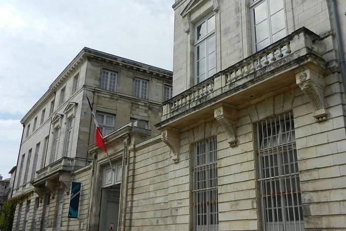 Musée des Beaux Arts - La Rochelle