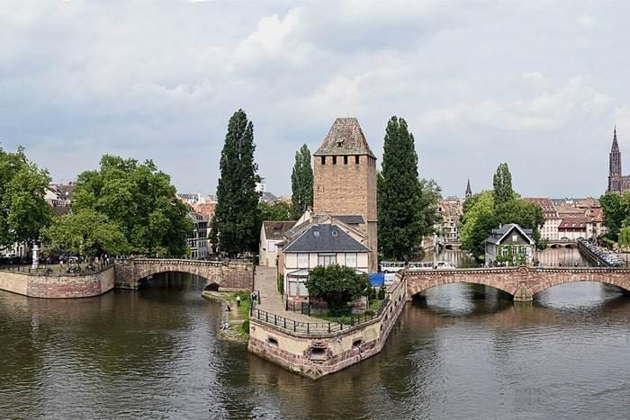 Strasbourg en quelques mots