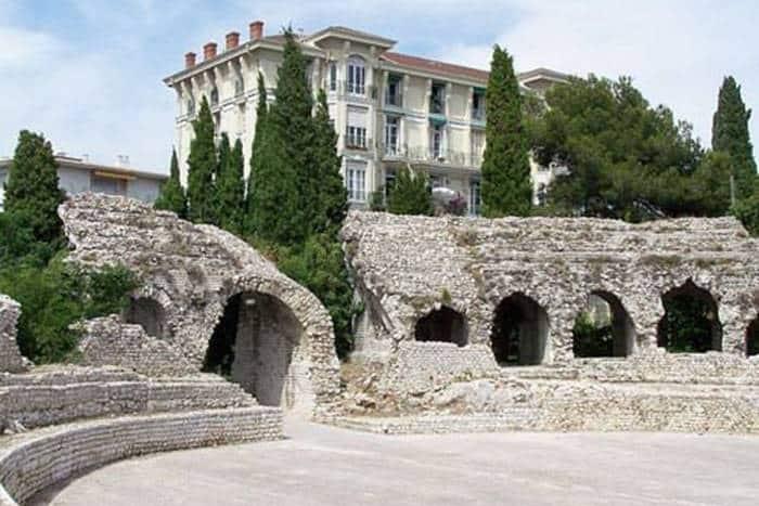 Quartier du Cimiez