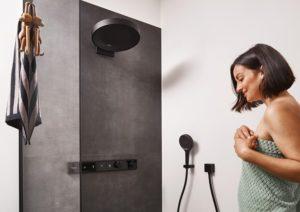 colonne de douche femme