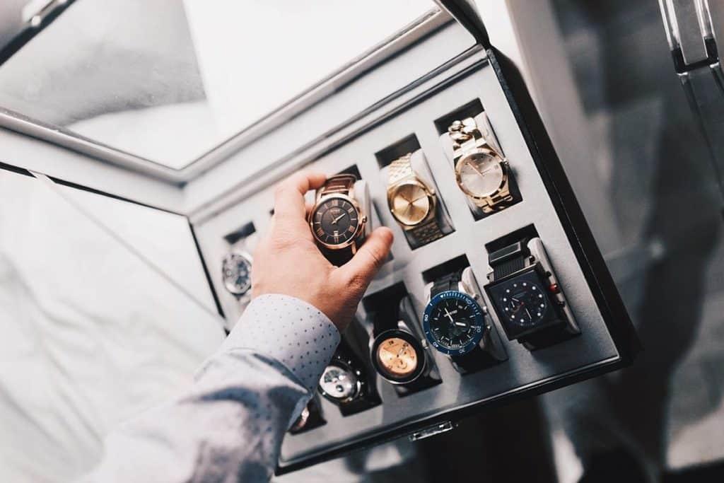 Comment choisir sa boîte à montres