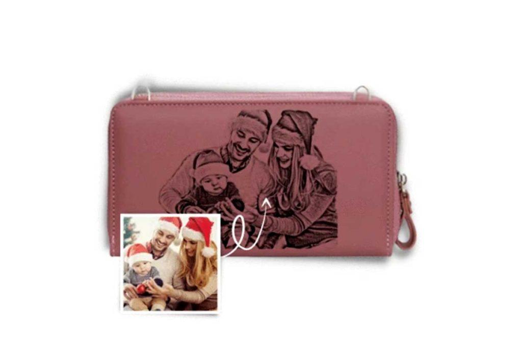 Portefeuille personnalisé pour femme : la bonne idée cadeau