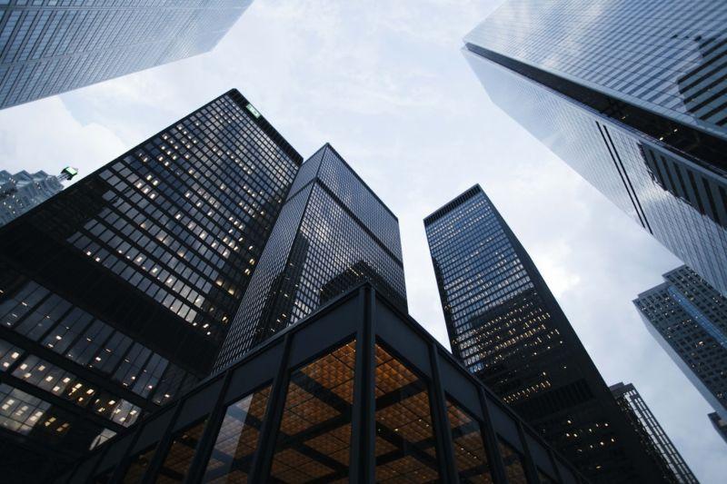 immeubles grande ville
